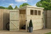 Empire 2500 Pent Range 6X4ft